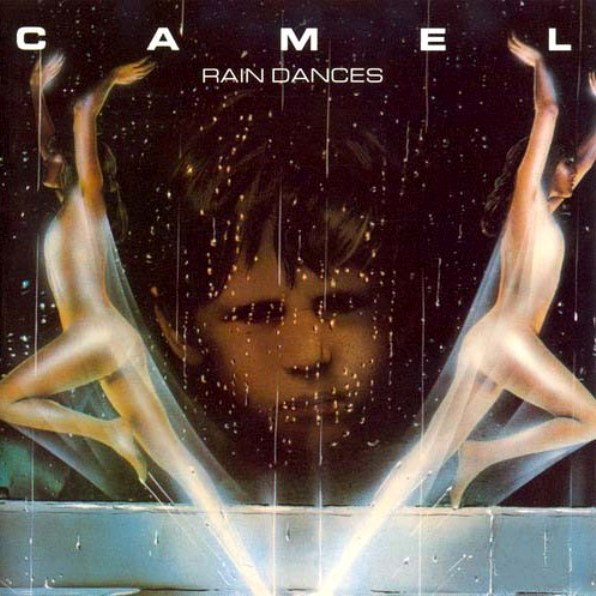 Camel - Rain Dances (LP, Album)