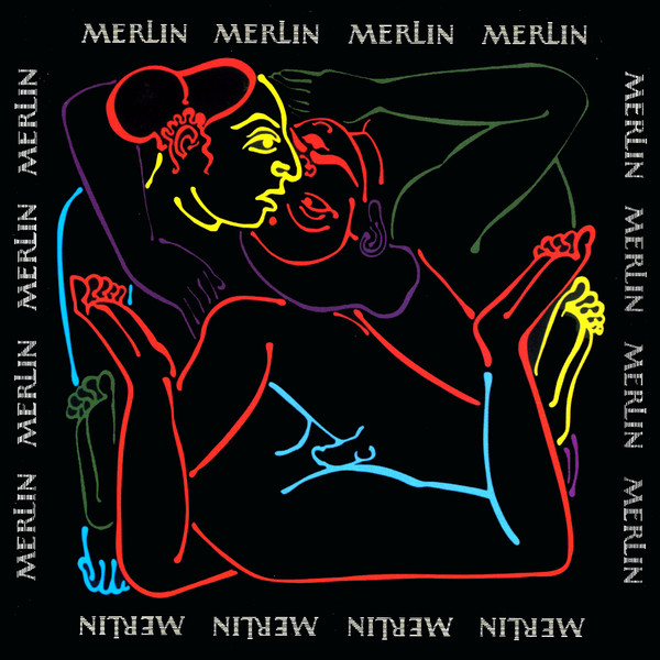 Merlin (9) - Merlin (LP, Album)