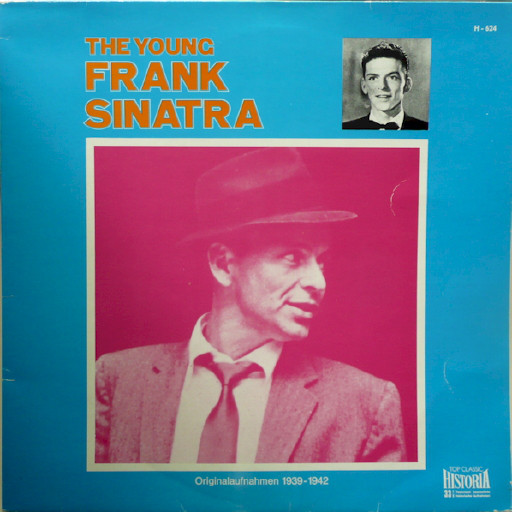 Frank Sinatra - The Young Frank Sinatra (LP, Comp)
