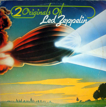 Led Zeppelin - 2 Originals Of Led Zeppelin (2xLP, Album, Comp)