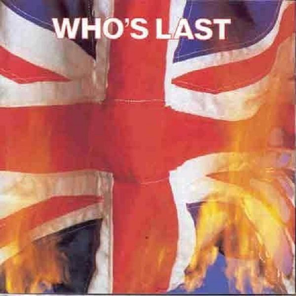 The Who - Who's Last (2xLP, Album)