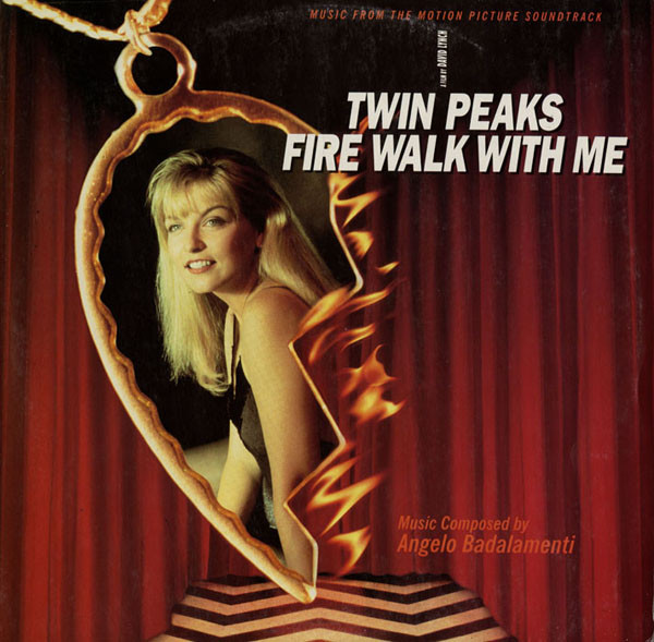 Angelo Badalamenti - Twin Peaks - Fire Walk With Me (Music From The Motion Picture Soundtrack) (LP, Album)