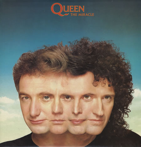 Queen - The Miracle (LP, Album)