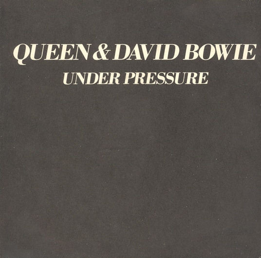 Queen & David Bowie - Under Pressure (7