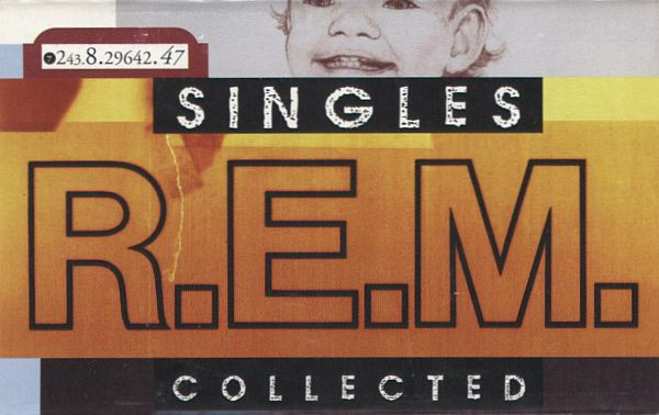 R.E.M. - Singles Collected (Cass, Comp)