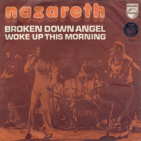 Nazareth (2) - Broken Down Angel (7