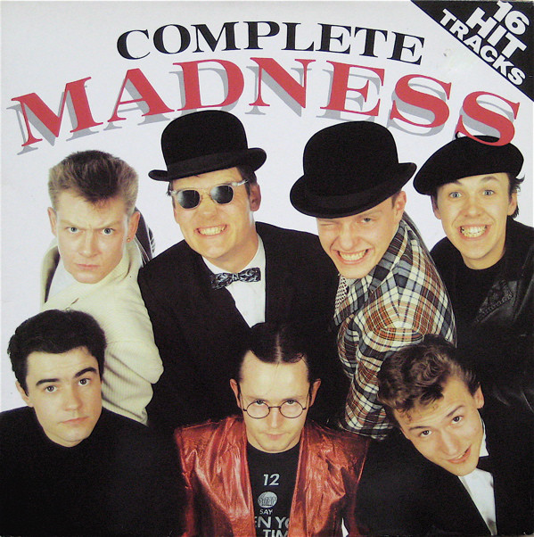 Madness - Complete Madness (LP, Comp)