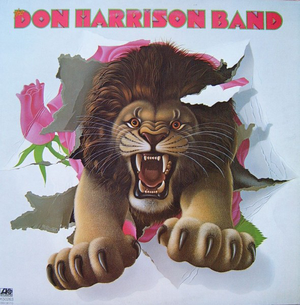 The Don Harrison Band - The Don Harrison Band (LP, Album)