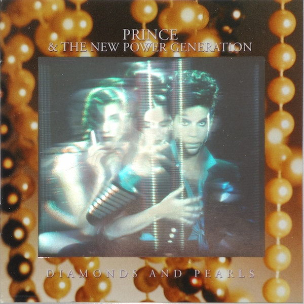Prince & The New Power Generation - Diamonds And Pearls (CD, Album, Hol)