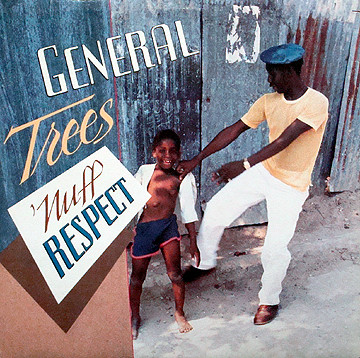 General Trees - Nuff Respect (LP, Album)