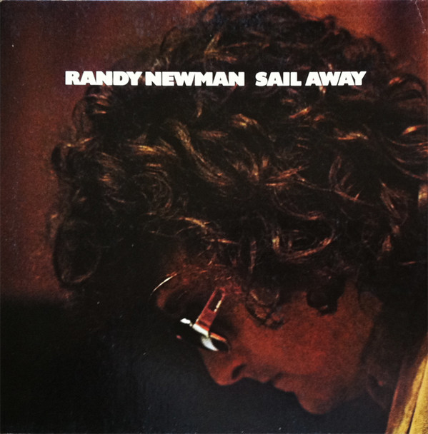 Randy Newman - Sail Away (LP, Album)