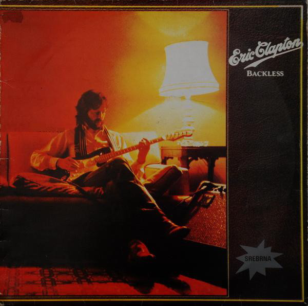 Eric Clapton - Backless (LP, Album)