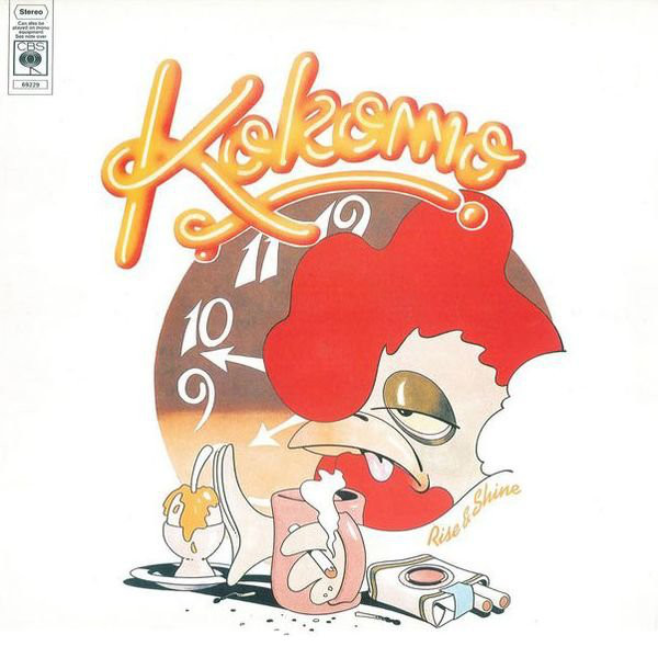 Kokomo - Rise And Shine (LP, Album)