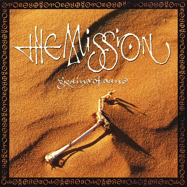 The Mission - Grains Of Sand (CD, Album)