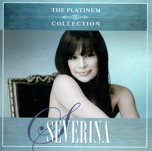Severina - The Platinum Collection (2xCD, Album, Comp)