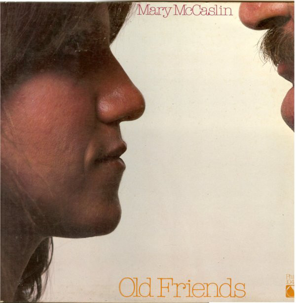 Mary McCaslin - Old Friends (LP, Album)
