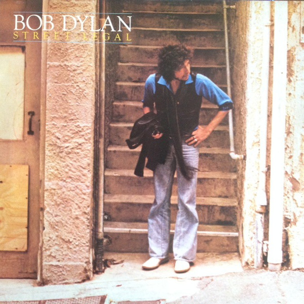 Bob Dylan - Street-Legal (LP, Album)