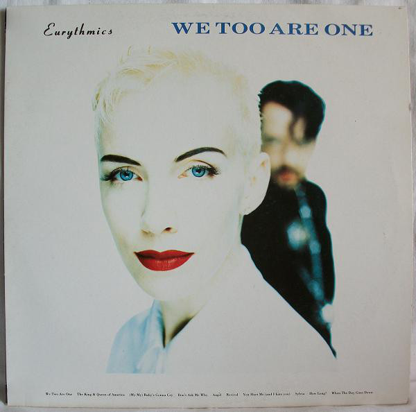 Eurythmics - We Too Are One (LP, Album)