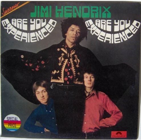 The Jimi Hendrix Experience - Are You Experienced (LP, Album, RE)