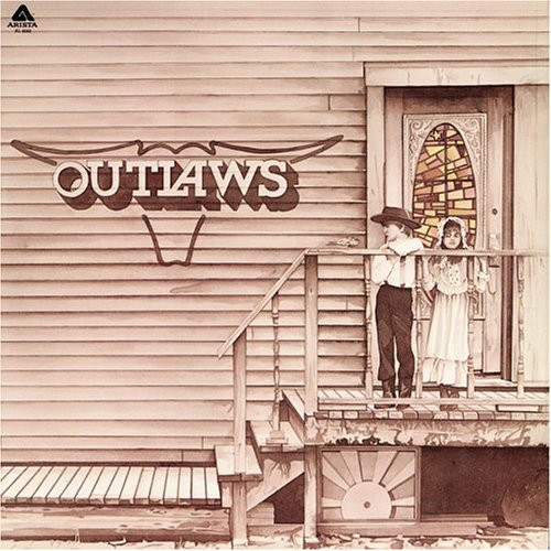 The Outlaws* - Outlaws (LP, Album, Gat)