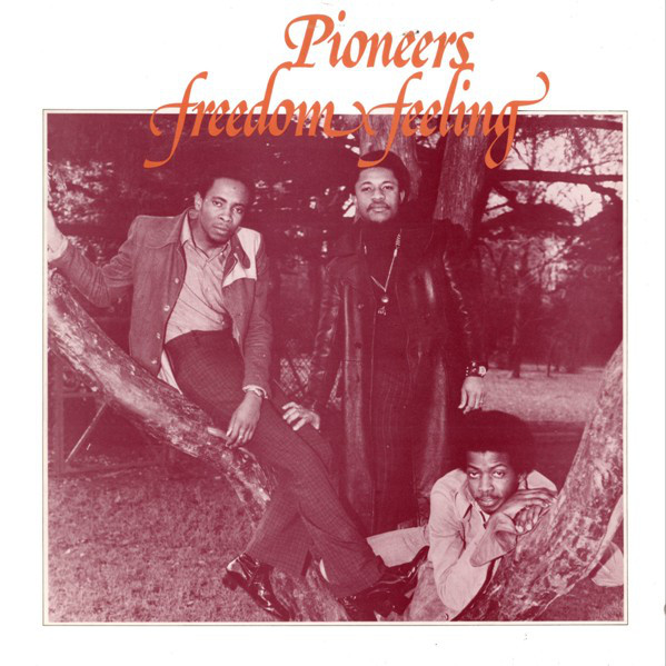 The Pioneers - Freedom Feeling (LP, Album)