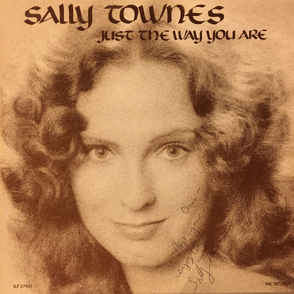 Sally Townes - Just The Way You Are (LP, Album)