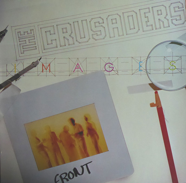 The Crusaders - Images (LP, Album, RE)