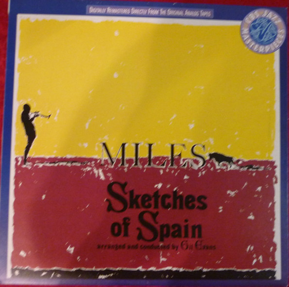 Miles Davis - Sketches Of Spain (LP, Album, RE, RM)