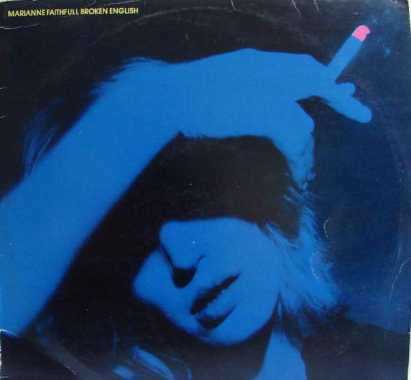 Marianne Faithfull - Broken English (LP, Album)