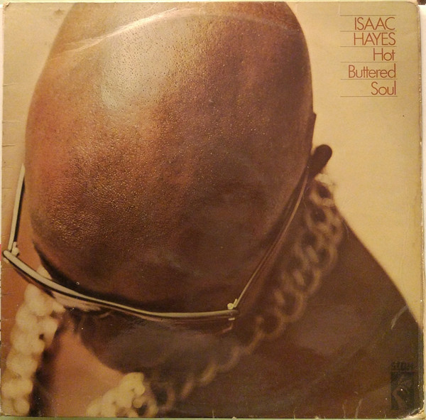 Isaac Hayes - Hot Buttered Soul (LP, Album)