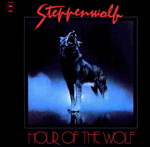 Steppenwolf - Hour Of The Wolf (LP, Album)