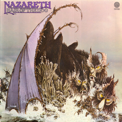 Nazareth (2) - Hair Of The Dog (LP, Album)