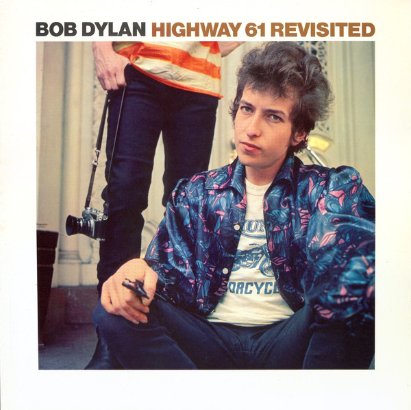 Bob Dylan - Highway 61 Revisited (LP, Album, RE)