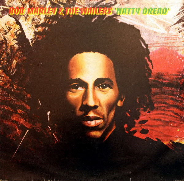 Bob Marley & The Wailers - Natty Dread (LP, Album)