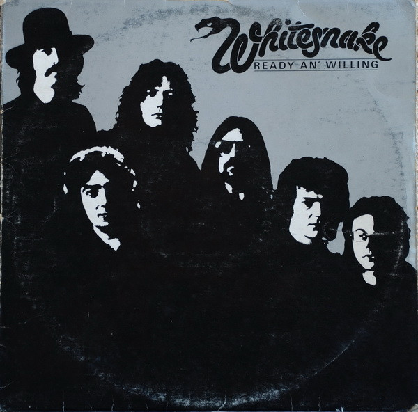 Whitesnake - Ready An' Willing (LP, Album)