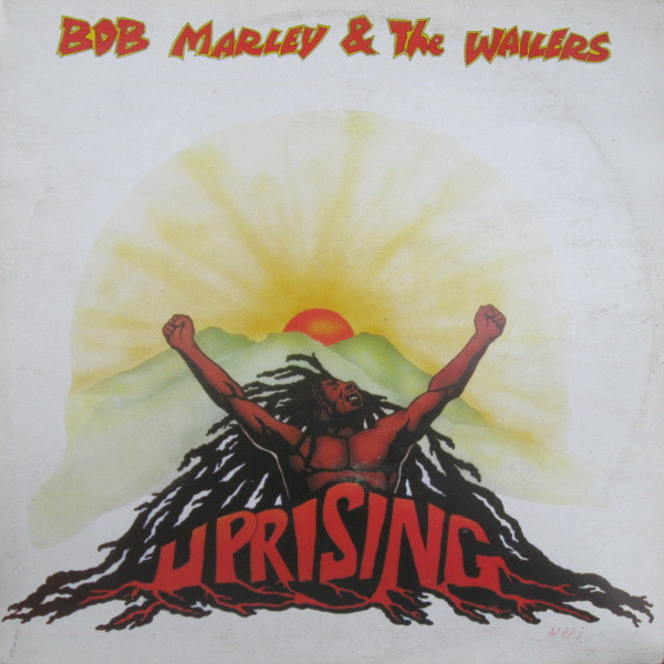 Bob Marley & The Wailers - Uprising (LP, Album)