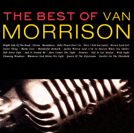 Van Morrison - The Best Of Van Morrison (LP, Comp)