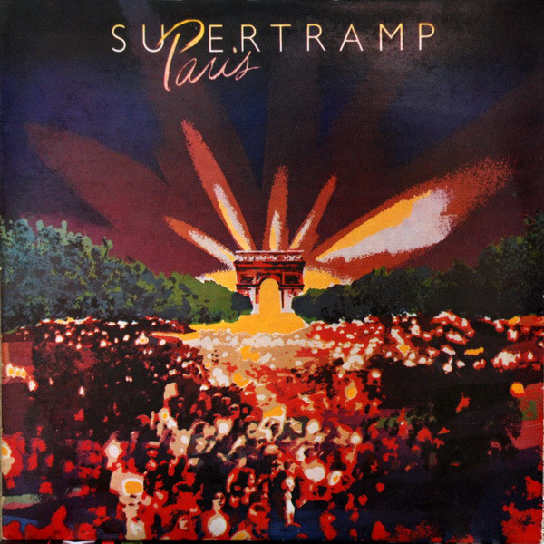 Supertramp - Paris (2xLP, Album)