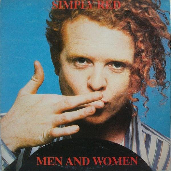 Simply Red - Men And Women (LP, Album)