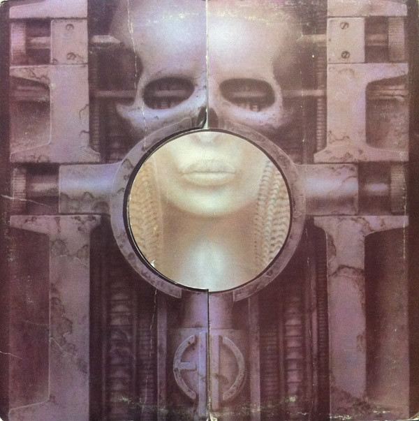 Emerson, Lake & Palmer - Brain Salad Surgery (LP, Album, Gat)