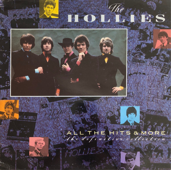 The Hollies - All The Hits & More - The Definitive Collection (2xLP, Comp)