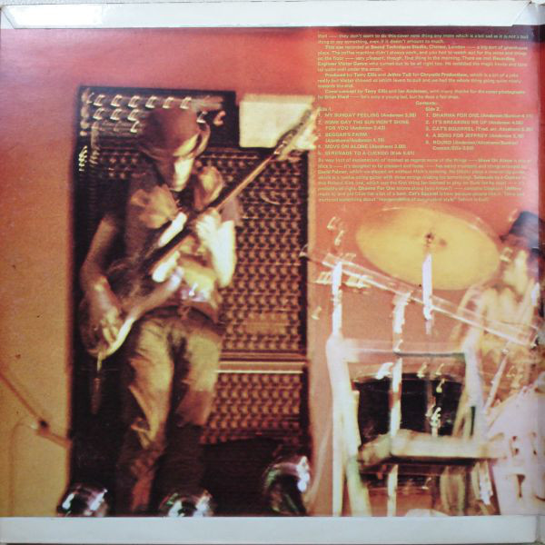 Jethro Tull - This Was (LP, Album)