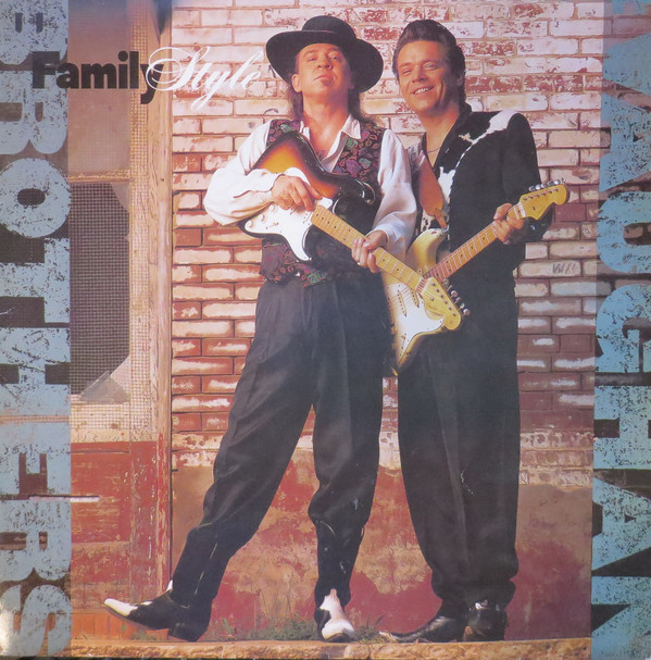 The Vaughan Brothers - Family Style (LP, Album)