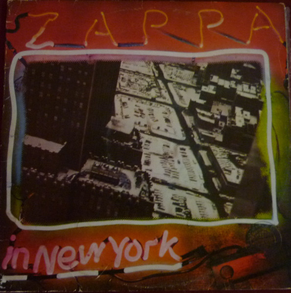 Frank Zappa - Zappa In New York (2xLP, Album)