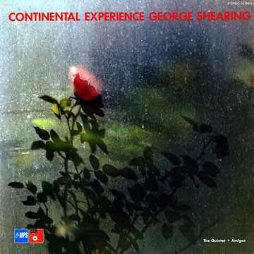 George Shearing, The Quintet + Amigos* - Continental Experience (LP, Album)