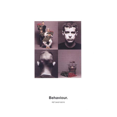 Pet Shop Boys - Behaviour (LP, Album)