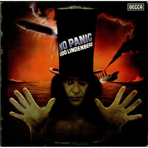 Udo Lindenberg And The Panic Orchestra* - No Panic (LP, Album, gat)