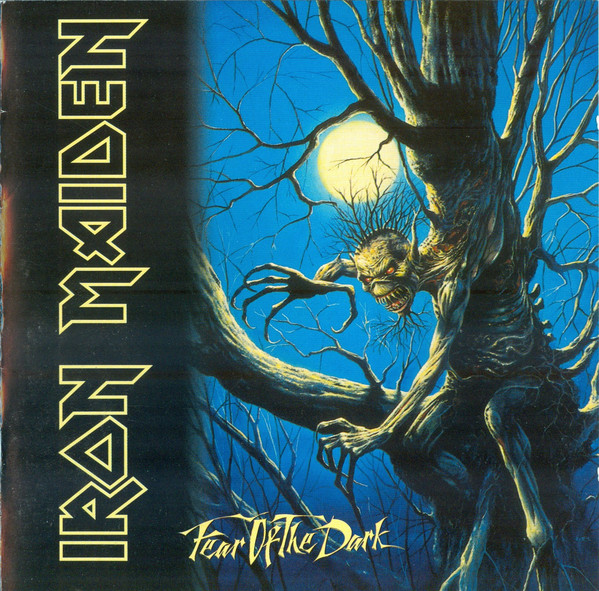 Iron Maiden - Fear Of The Dark (CD, Album, Enh, RE, RM)