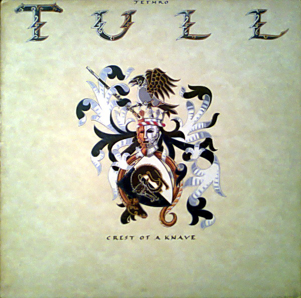 Jethro Tull - Crest Of A Knave (LP, Album)