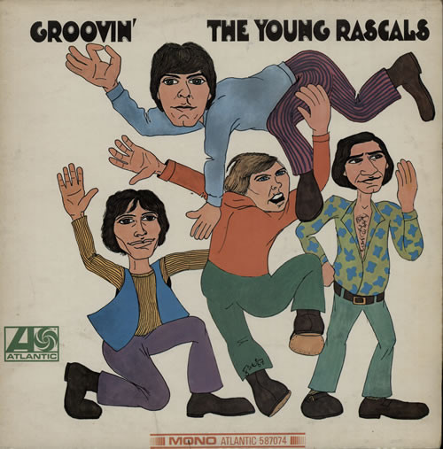The Young Rascals - Groovin' (LP, Mono)